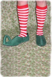 green-white-striped-socks