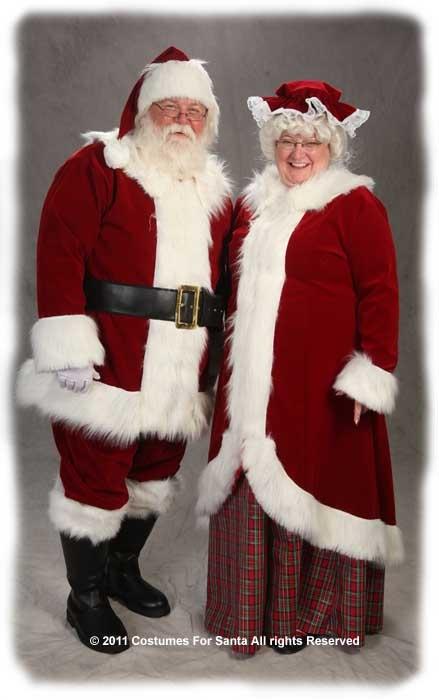 Santa Costumes Christmas Gifts Amp Santa Suits